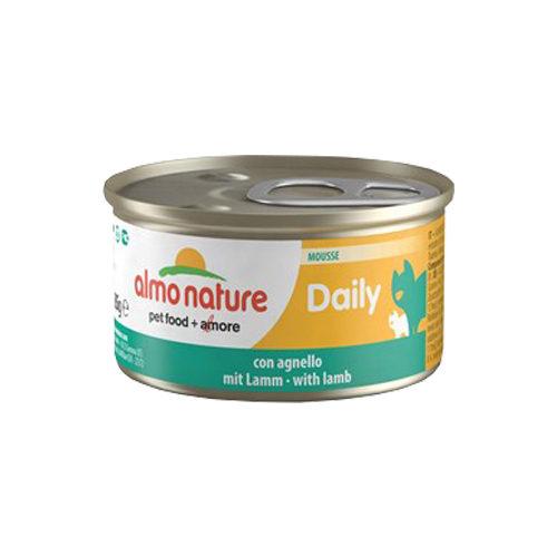 Almo Nature Daily Menu Mousse - Agneau - Boîte - 24 x 85 g