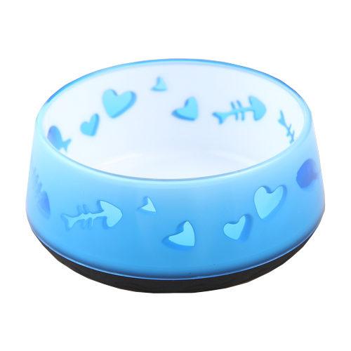 AFP Cat Love Bowl – Fressnapf für Katzen - Blau