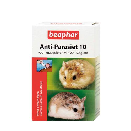 Beaphar Anti-Parasit Kaninchen/ Nager 10 - 2 Pipetten
