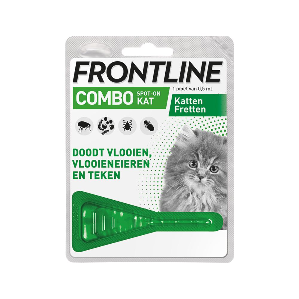 Frontline Combo - Chaton