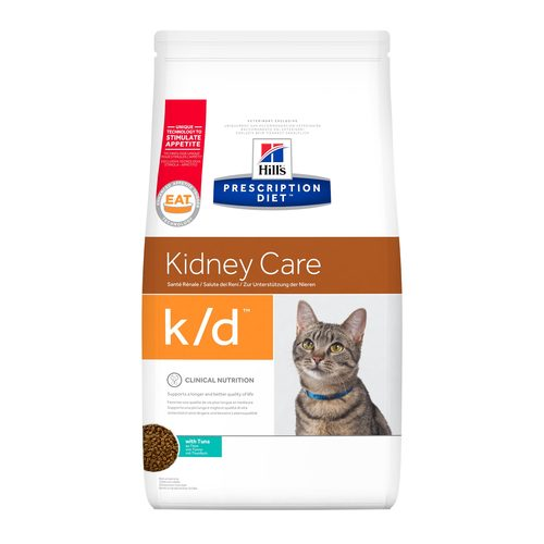 Hill's Prescription Diet k/d Kidney Care Katzenfutter - Tuna
