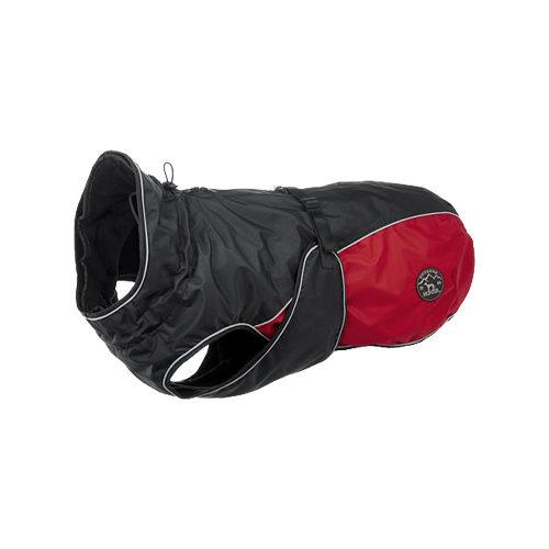 Hunter - Manteau pour chien - Uppsala Allrounder - Gris / rouge