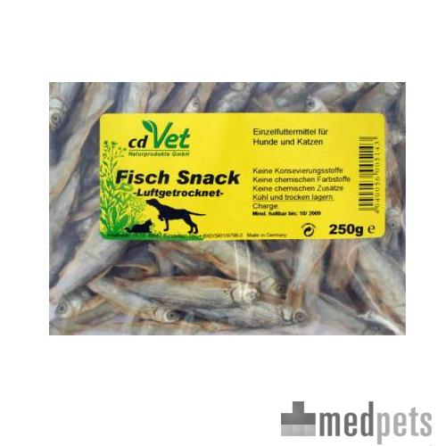 cdVet FischSnack Beutel