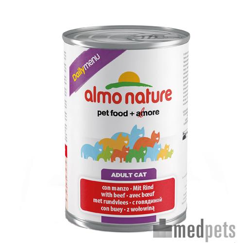 Almo Nature - Daily Menu - Bœuf - 24 x 400 g