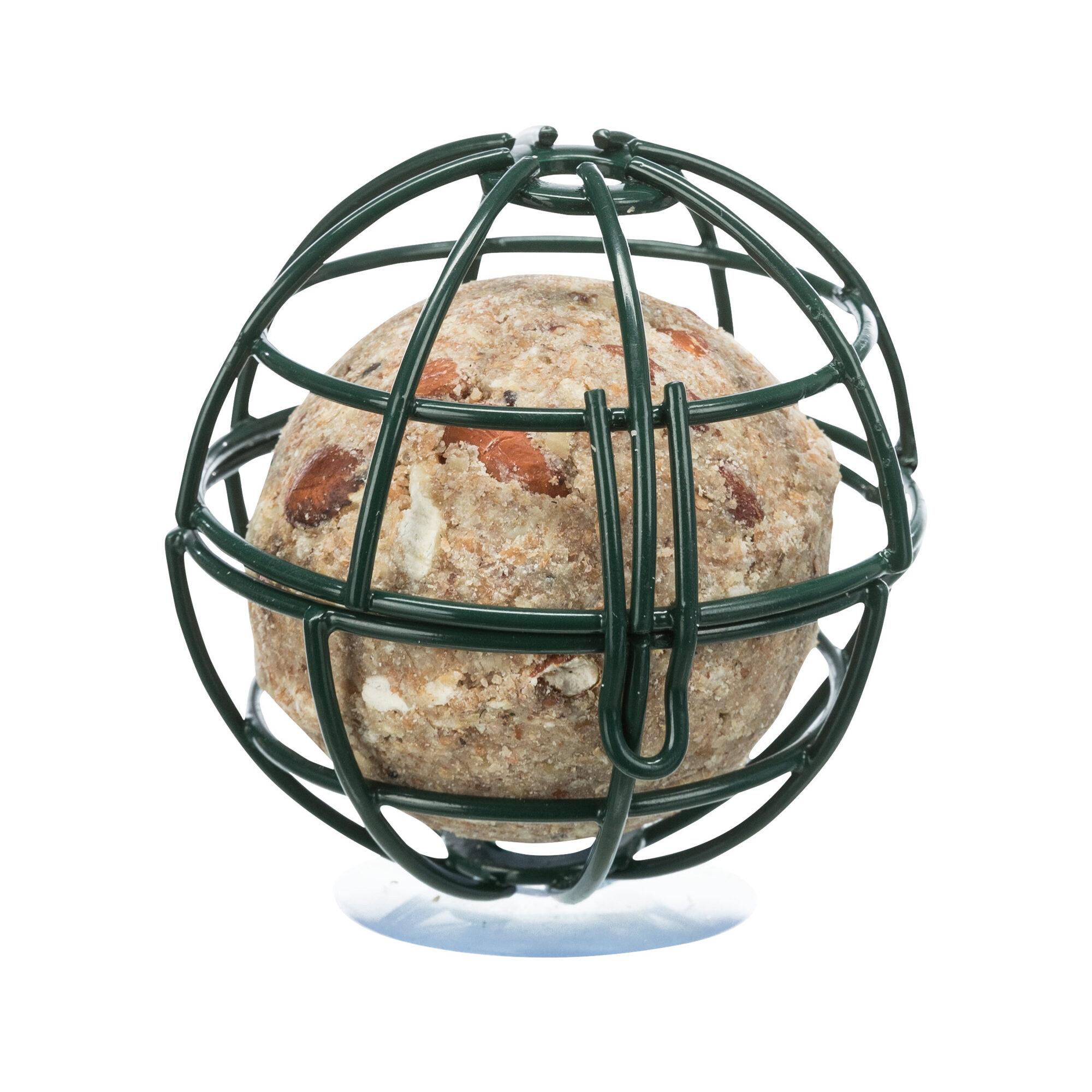 Trixie Mangeoire à boules de graisse pour fenêtre