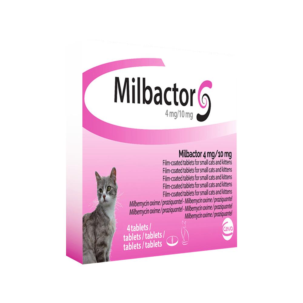 Milbactor Petits Chats et Chatons