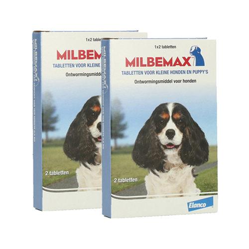 Milbemax - Petit Chien - 4 comprimés