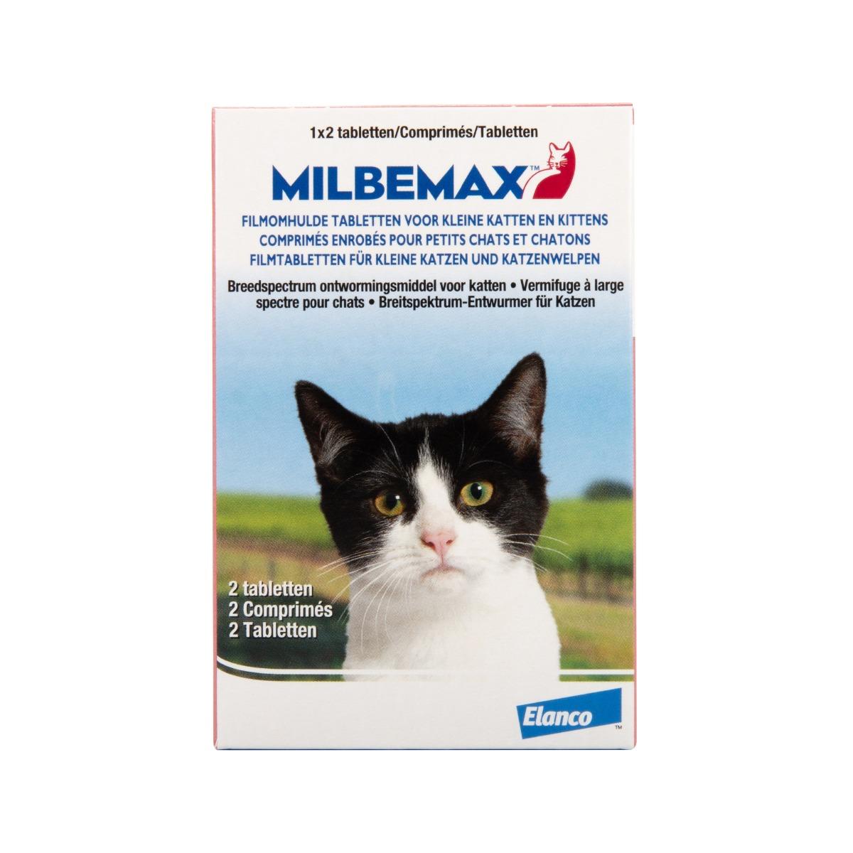 Milbemax - Kleine Katze