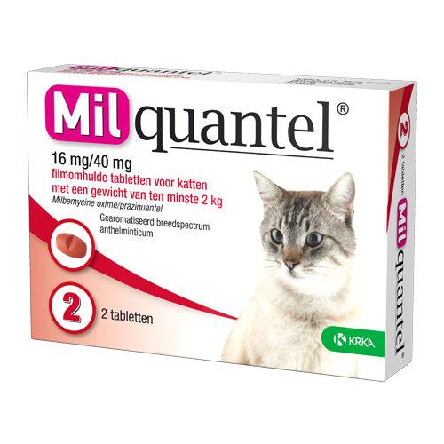 Milquantel (16 mg) - Grand Chat
