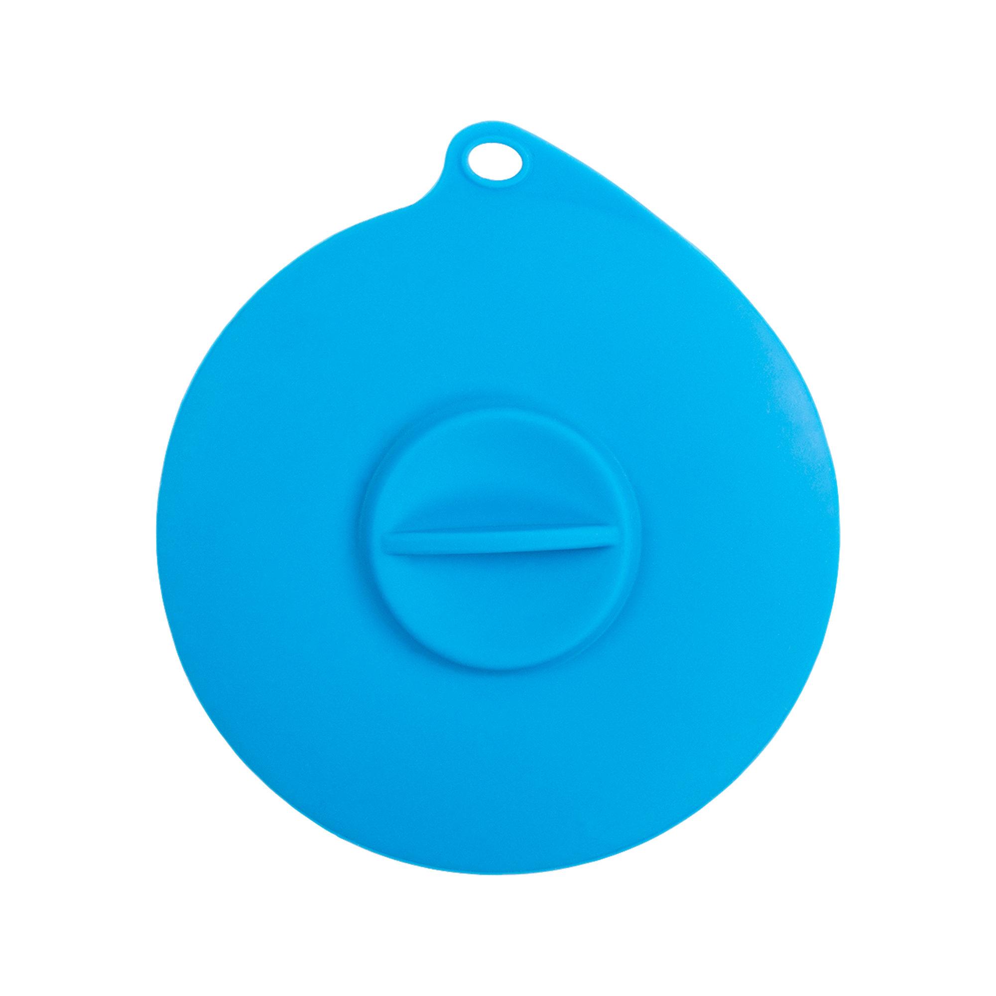 Popware - Flexible Suction Lid - Pro Blue