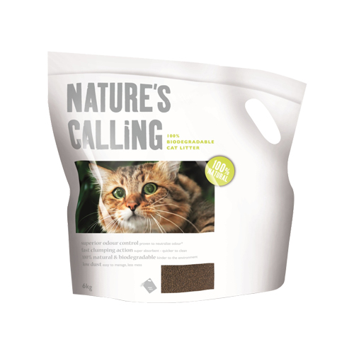 Nature's Calling - Katzenstreu