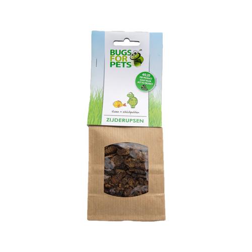 Vers à Soie BugsforPets - 100 g