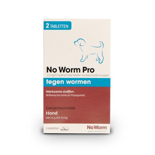 No Worm Pro Petit Chien & Chiot