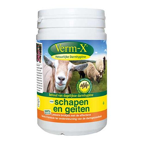 Verm-X pour Moutons et Chèvres