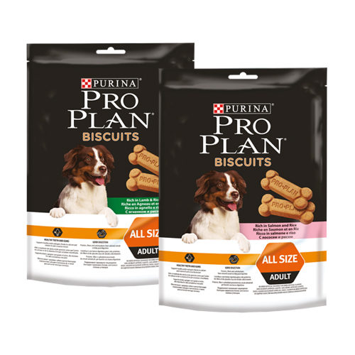 Purina Pro Plan Chien - All Size - Adult - Biscuits - Agneau