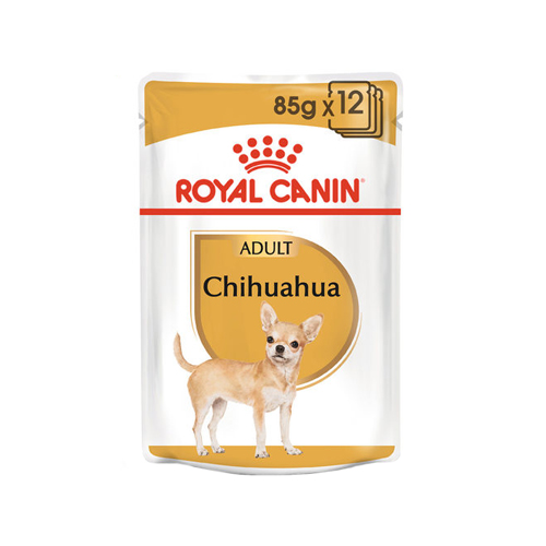 Royal Canin Chihuahua Adult Hundefutter - Frischebeutel