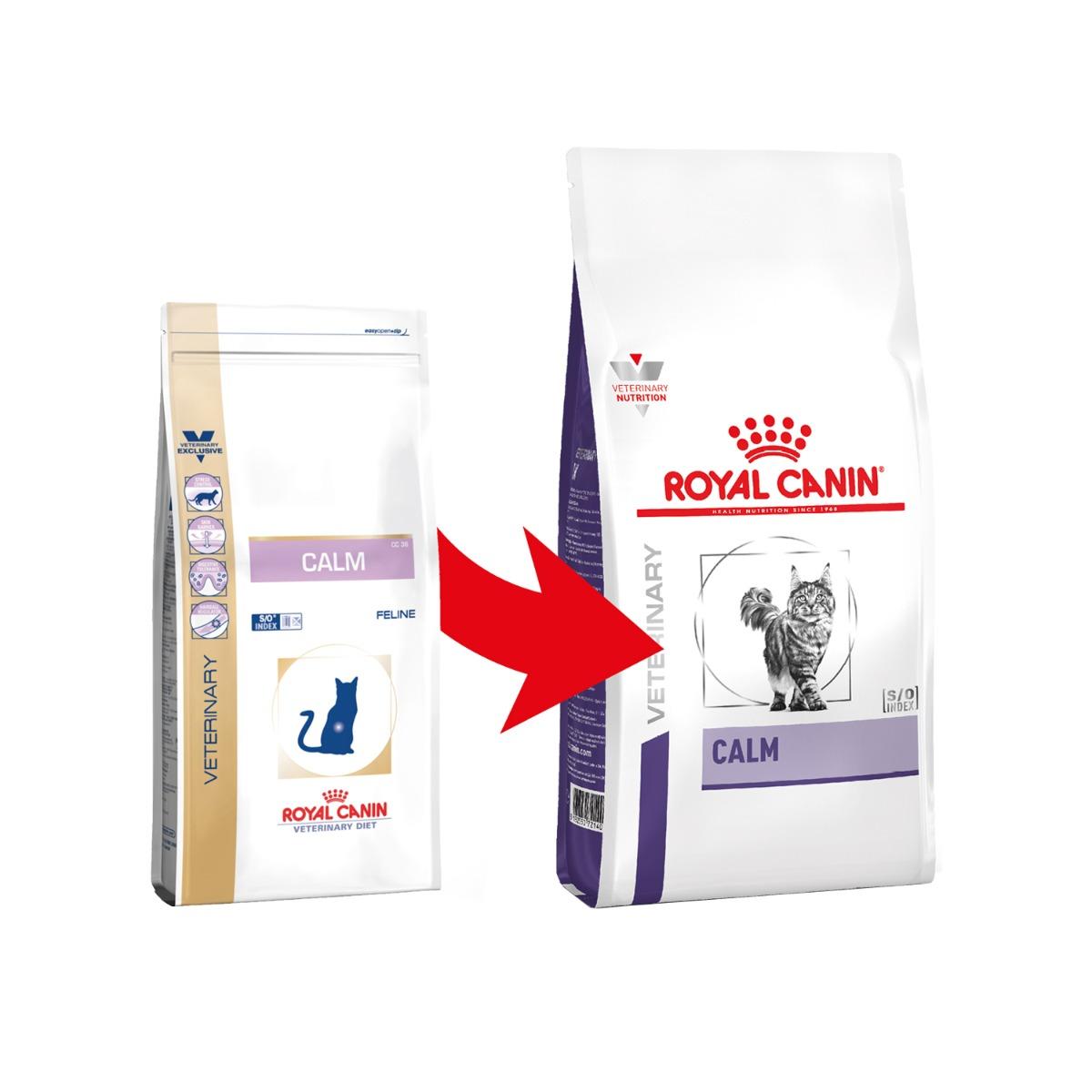 Royal Canin Calm Diet (CC 36) Katzenfutter