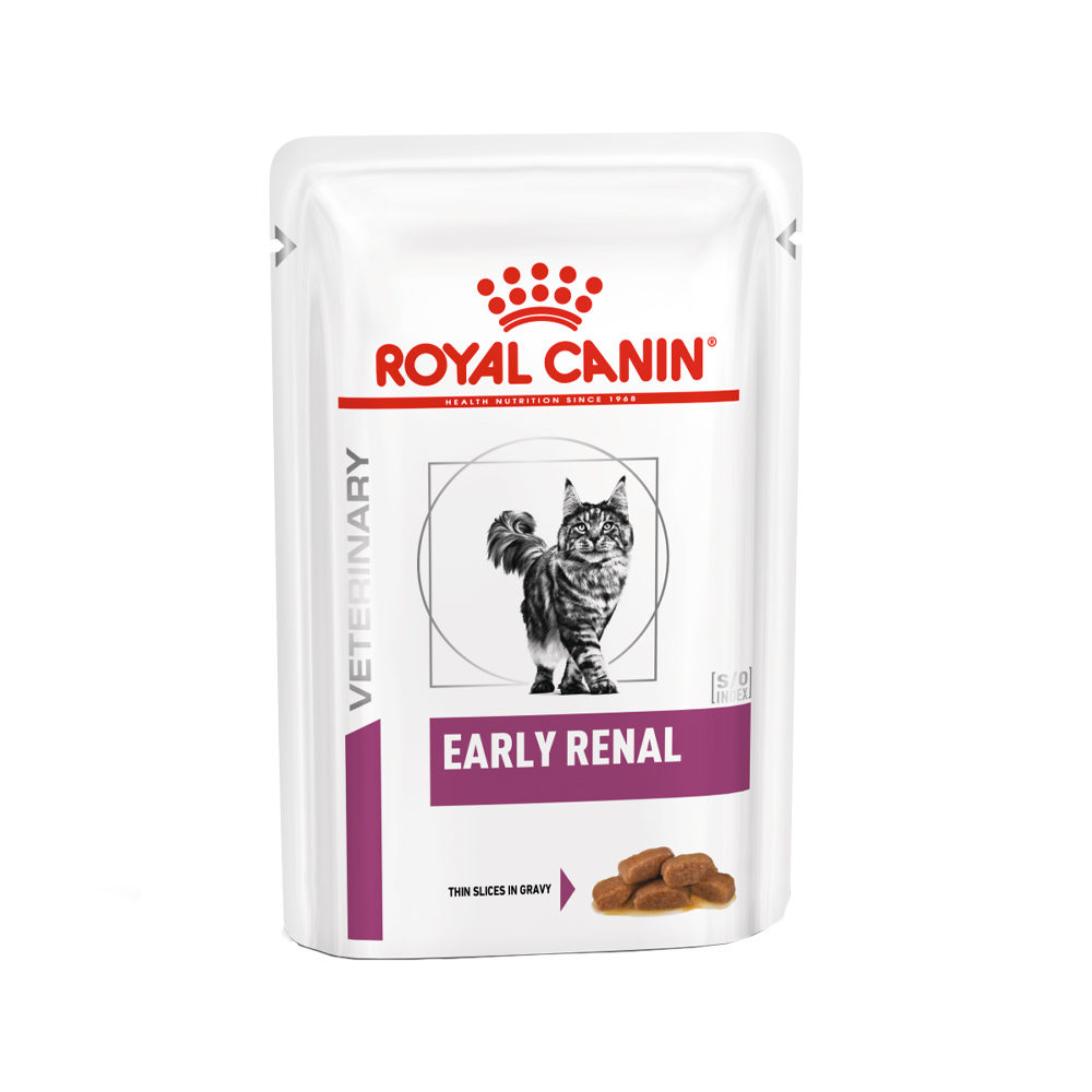 Royal Canin Early Renal in Gravy - Alimentation pour Chats