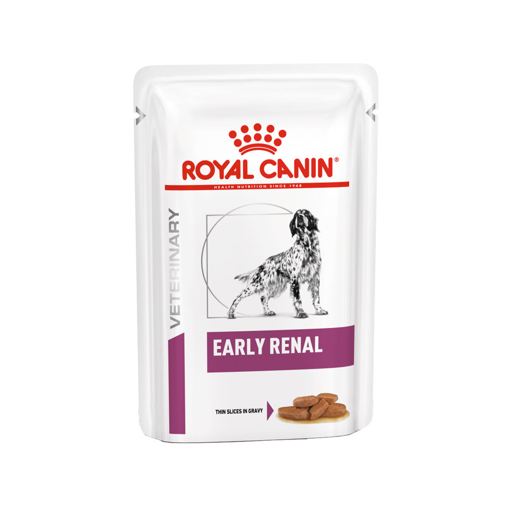 Royal Canin Early Renal Wet Chien