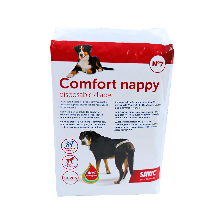 Savic Comfort Nappy - Größe 7