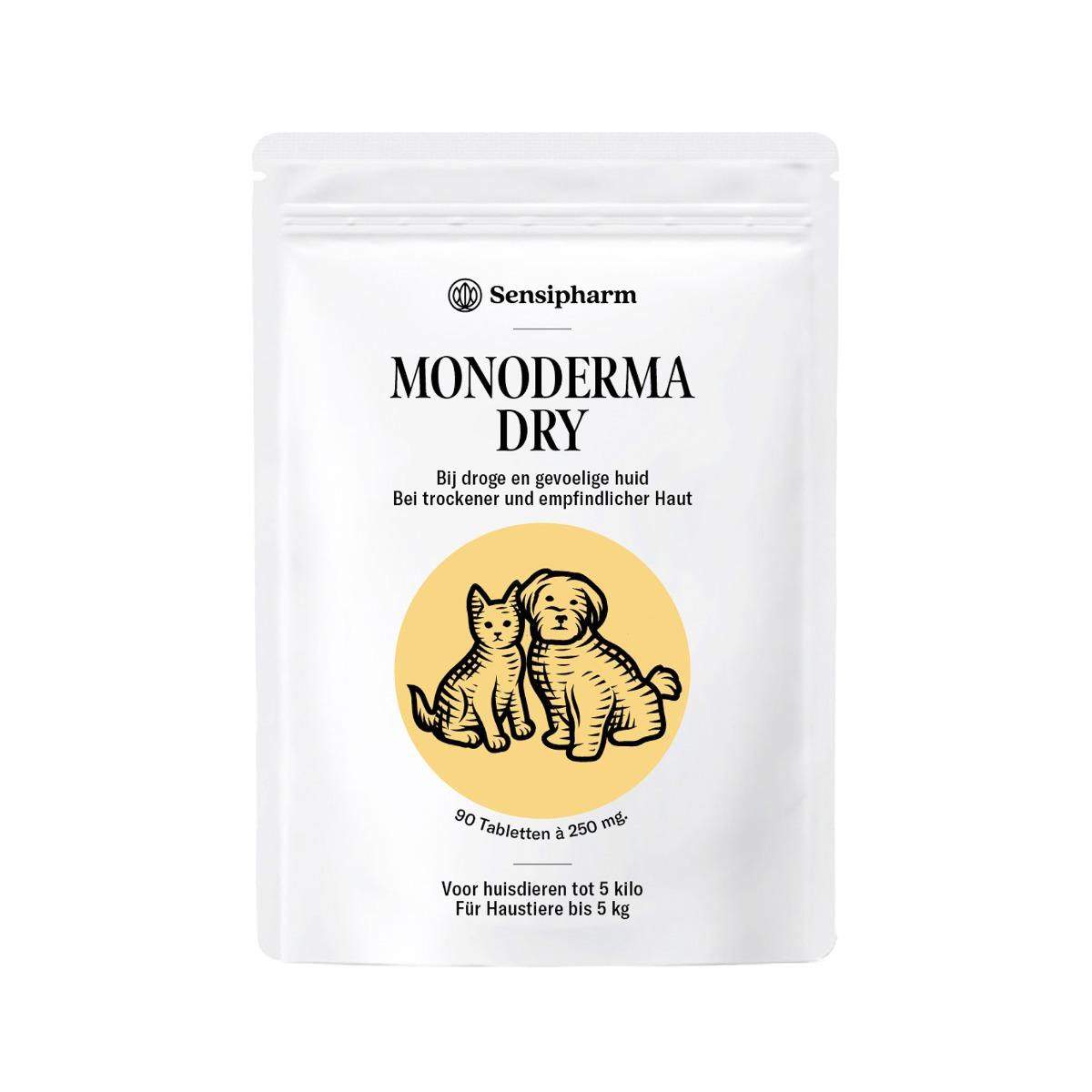 Monoderma Dry - Petits animaux de compagnie