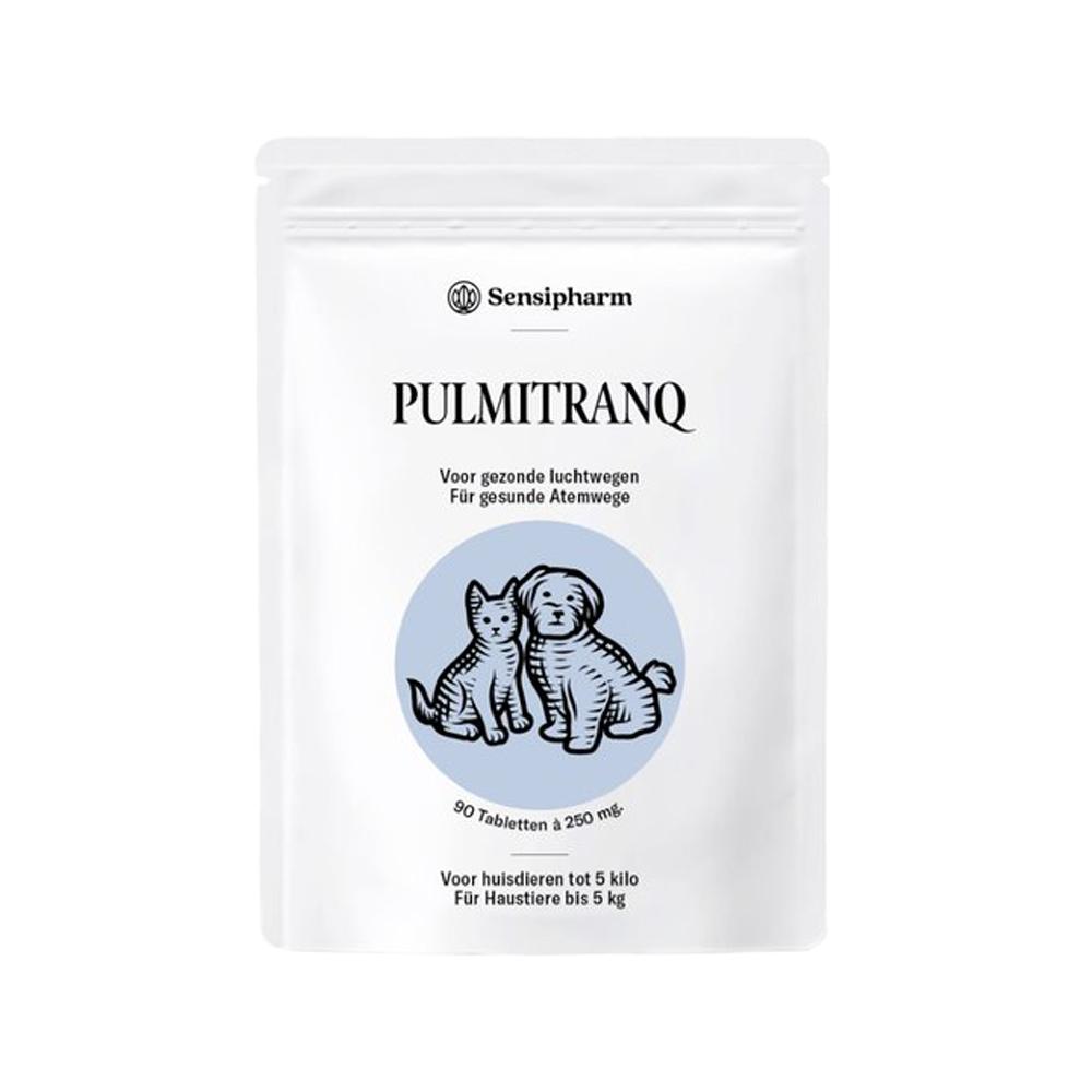 Sensipharm Pulmitranq - Petits animaux