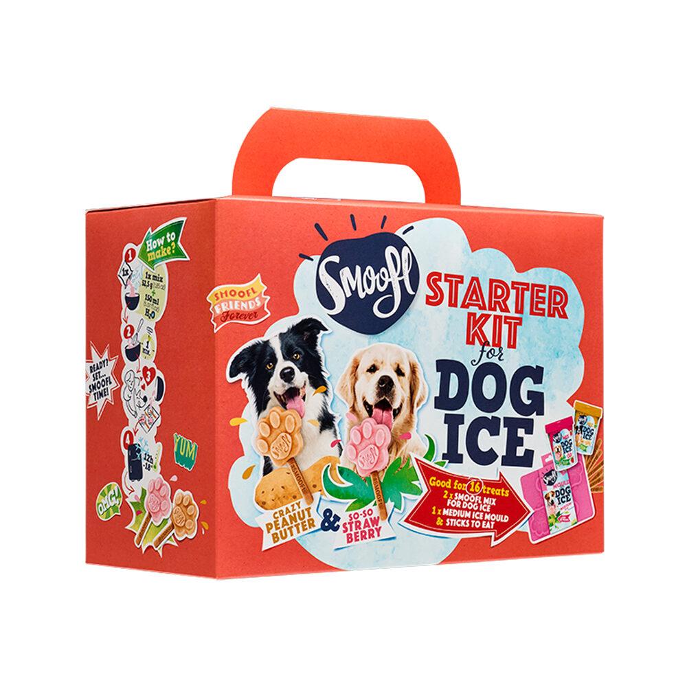 Smoofl Dog Ice Starter Kit