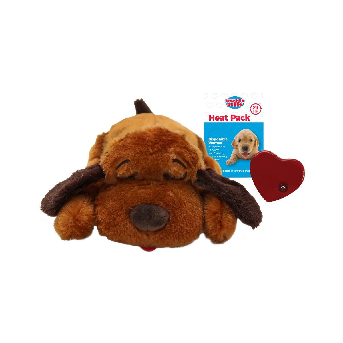 Snuggle Puppy - Marron