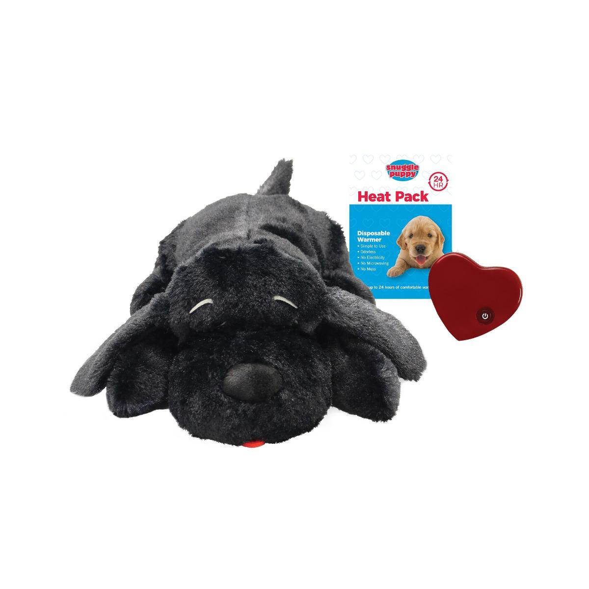 Snuggle Puppy - Schwarz