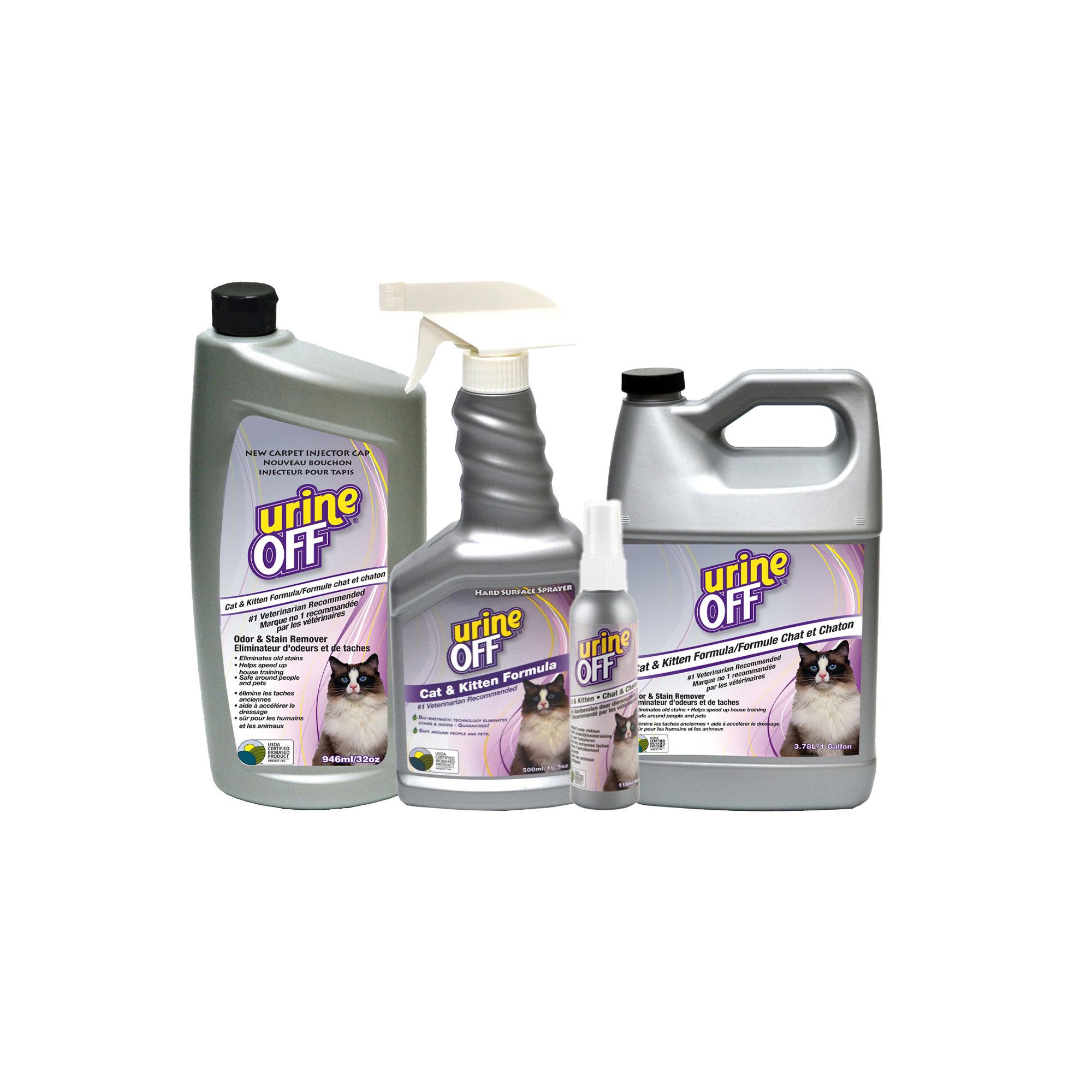 Urine-Off Katze & Kätzchen Refill