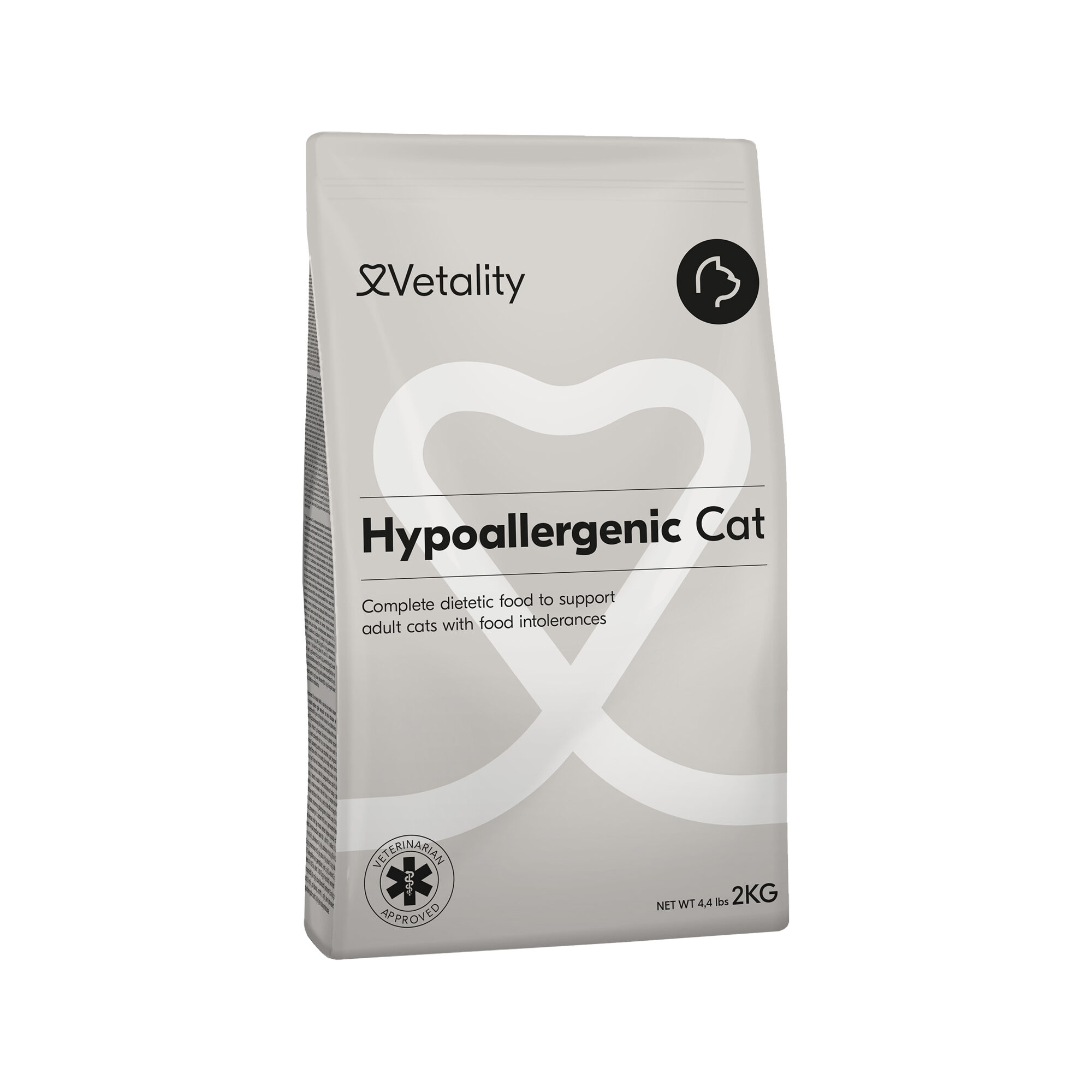 Vetality Hypoallergenic Adult  Katzenfutter