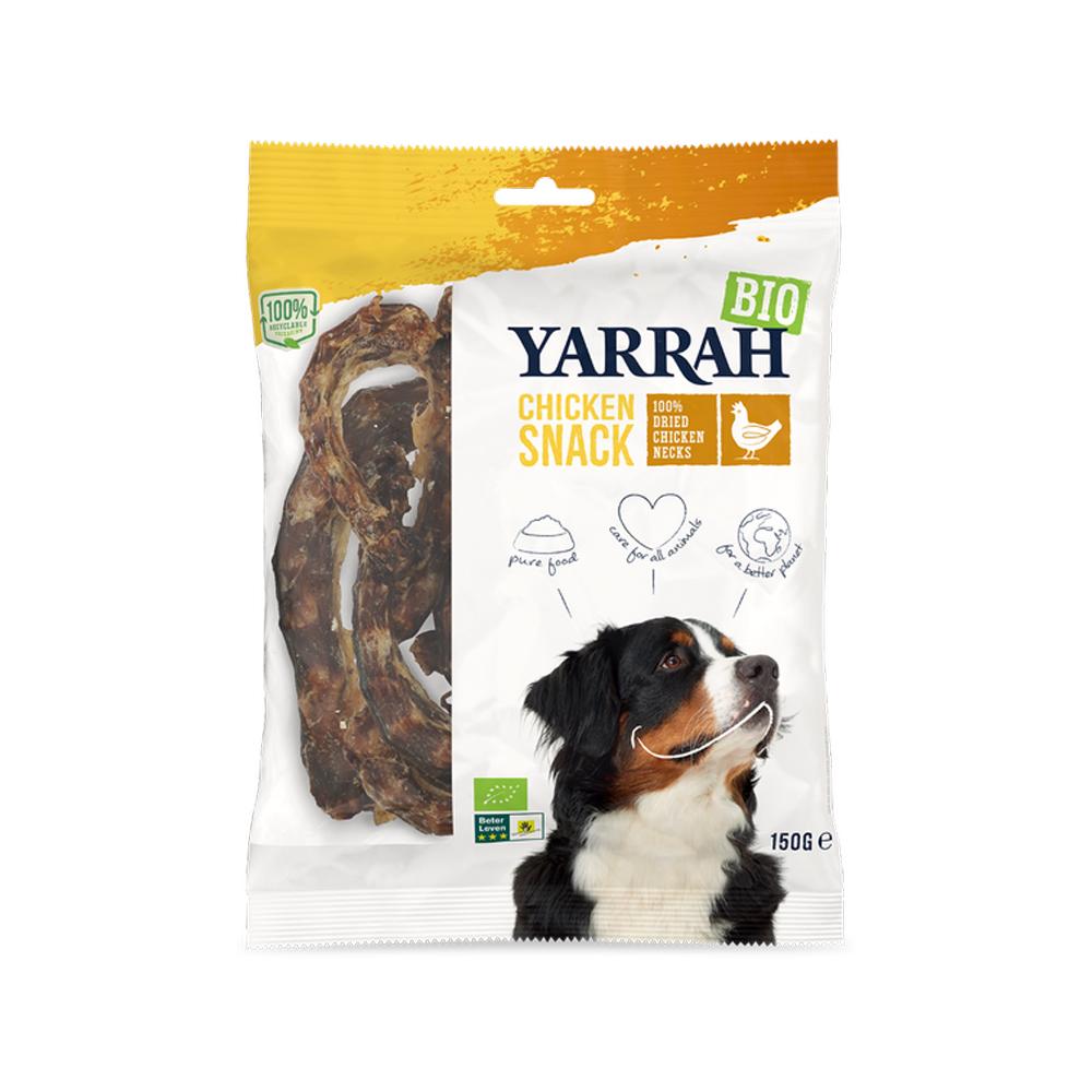 Yarrah Bio - Cous de poulet séchés