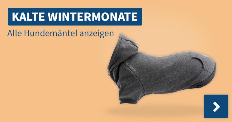 Kalte wintermonate Alle hundemantel anzeigen